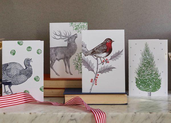 Thornback & Peel Christmas Is Go: Christmas Cards
