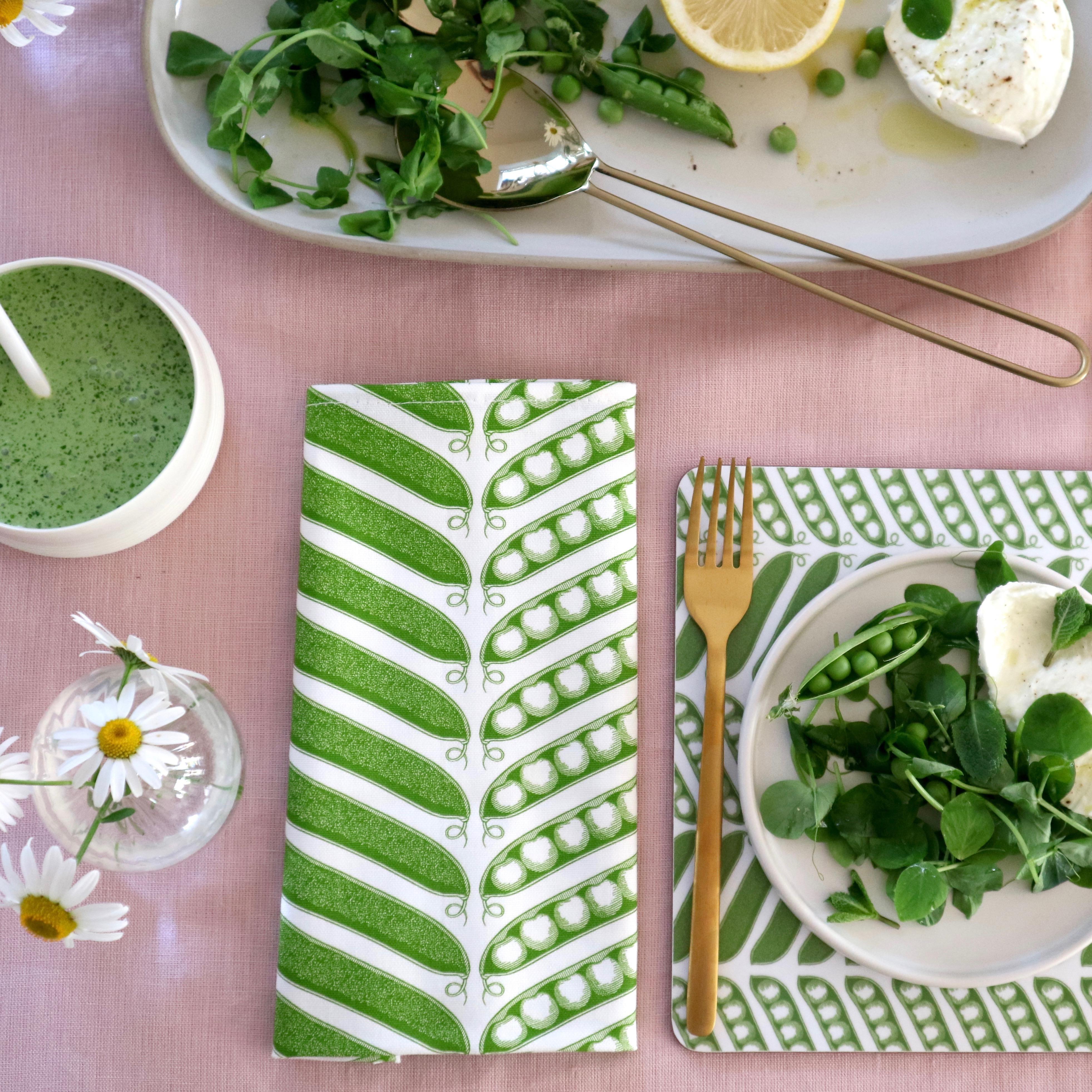 Thornback and Peel - Pea Salad