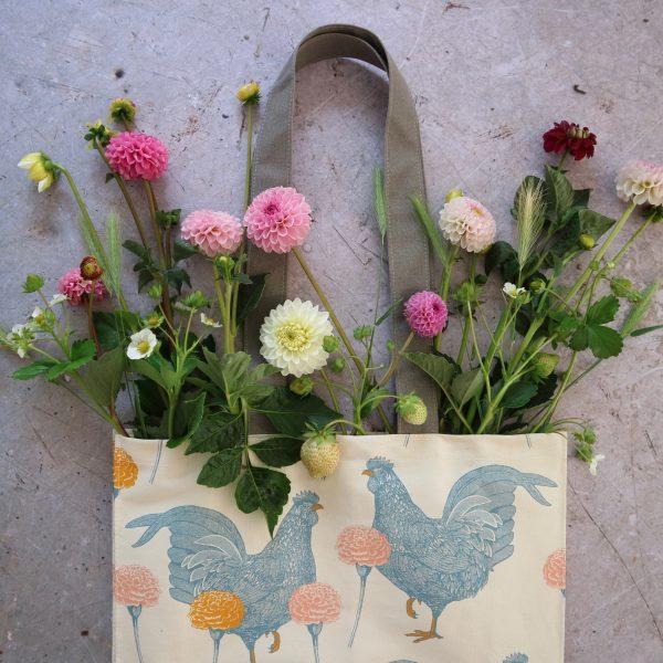 Thornback & Peel Chicken and Carnation