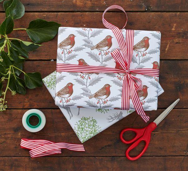 Thornback & Peel Mixed Gift wrap