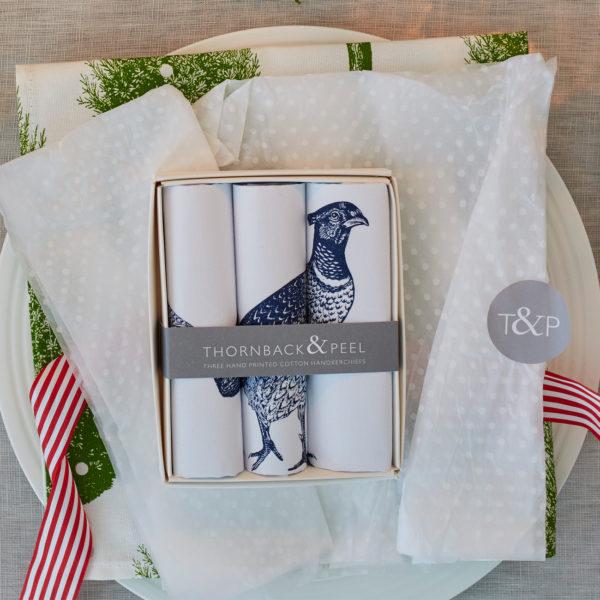 Thornback & Peel's Handy Guide to the Handkerchief